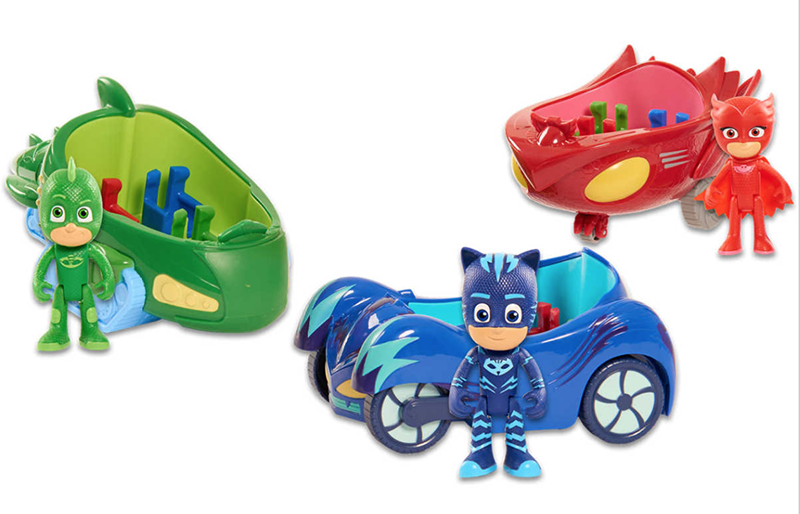 big w pj masks
