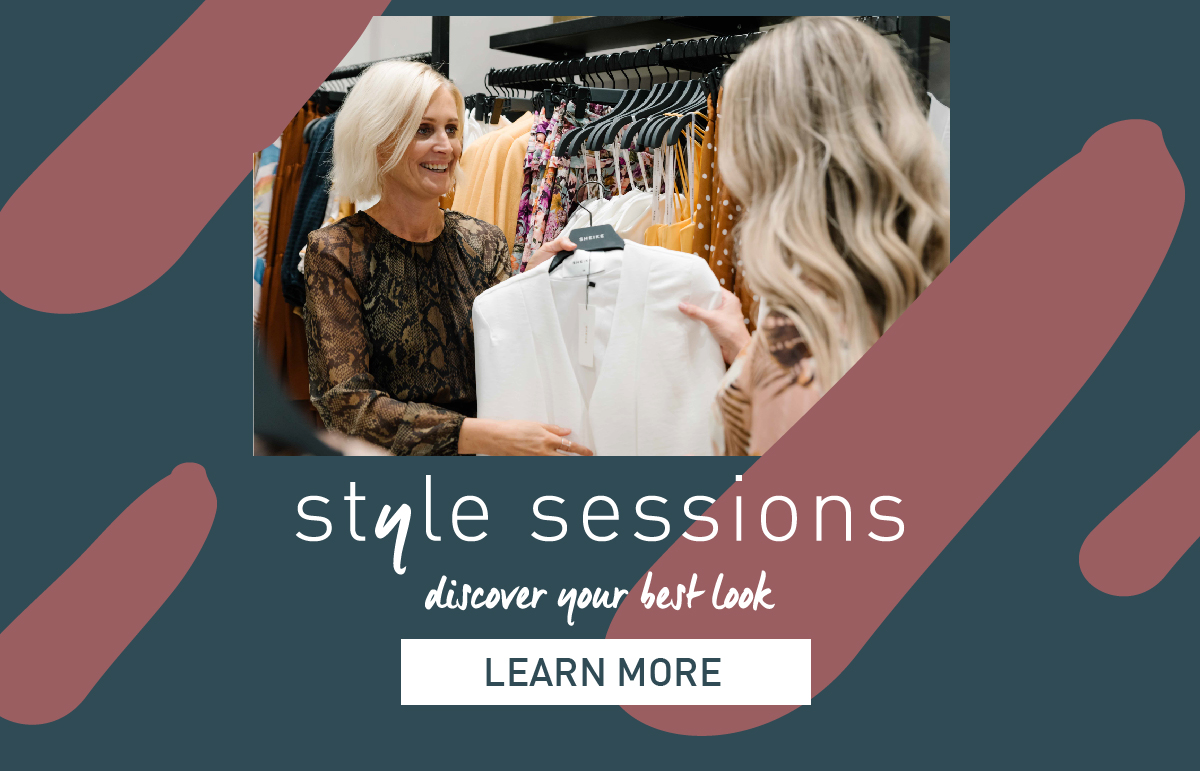 Fashion - Styles Sessions & Style Events