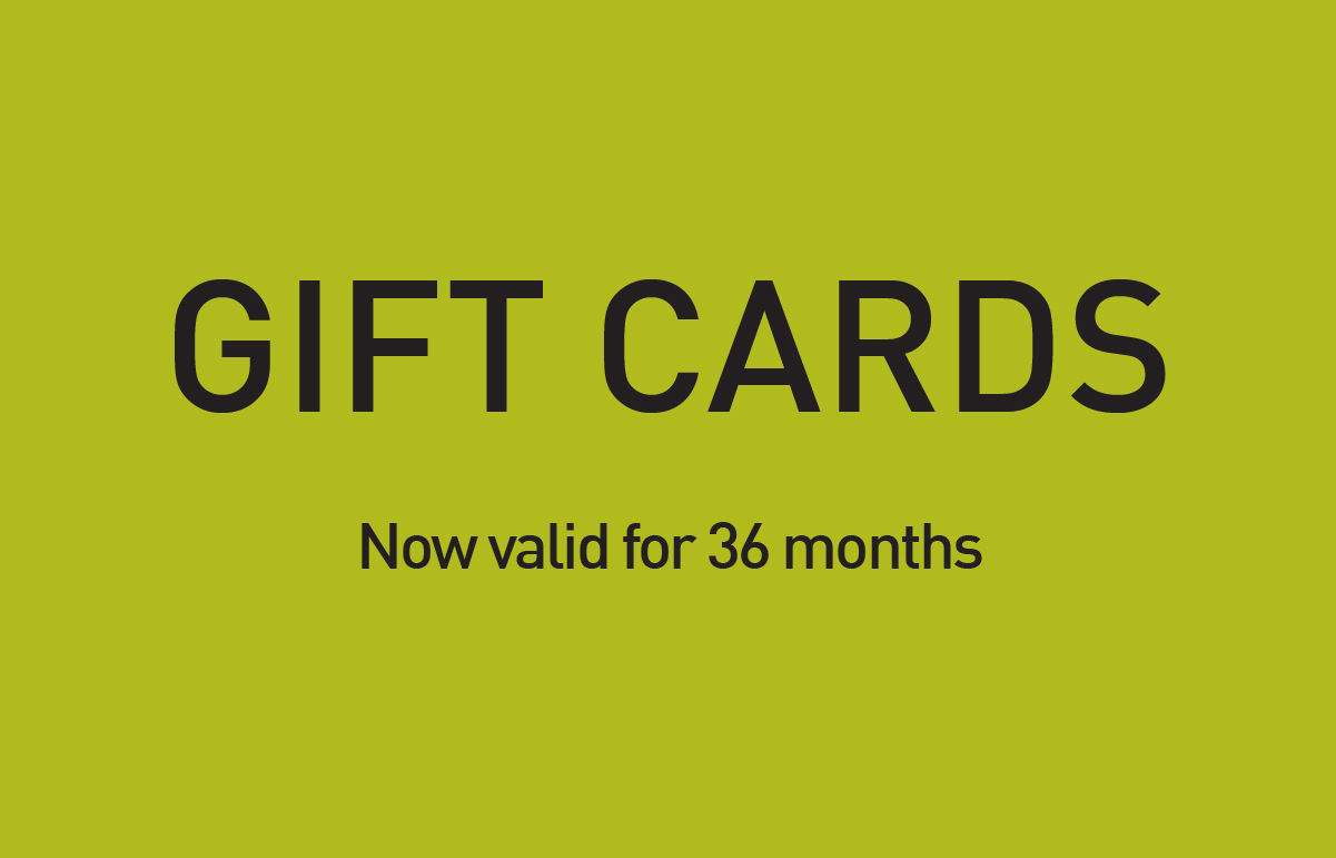 Gift Card Expiry