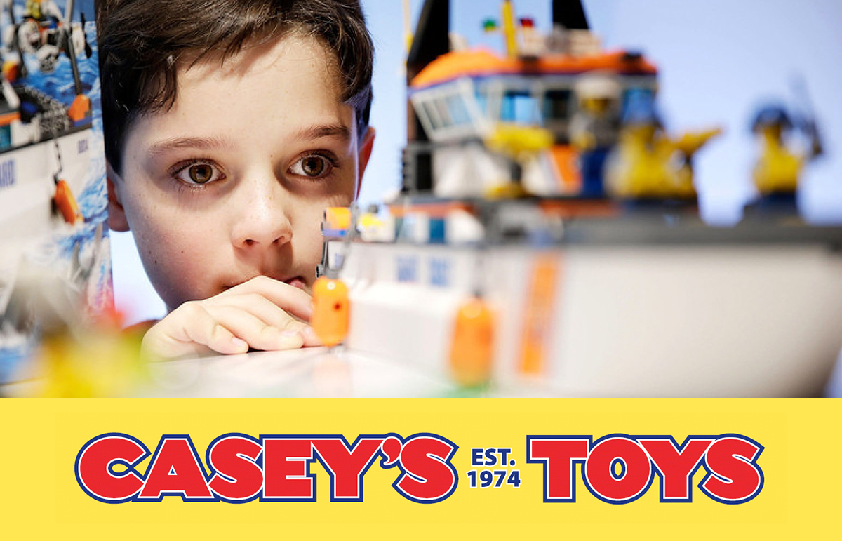 Casey's Toys Open Now