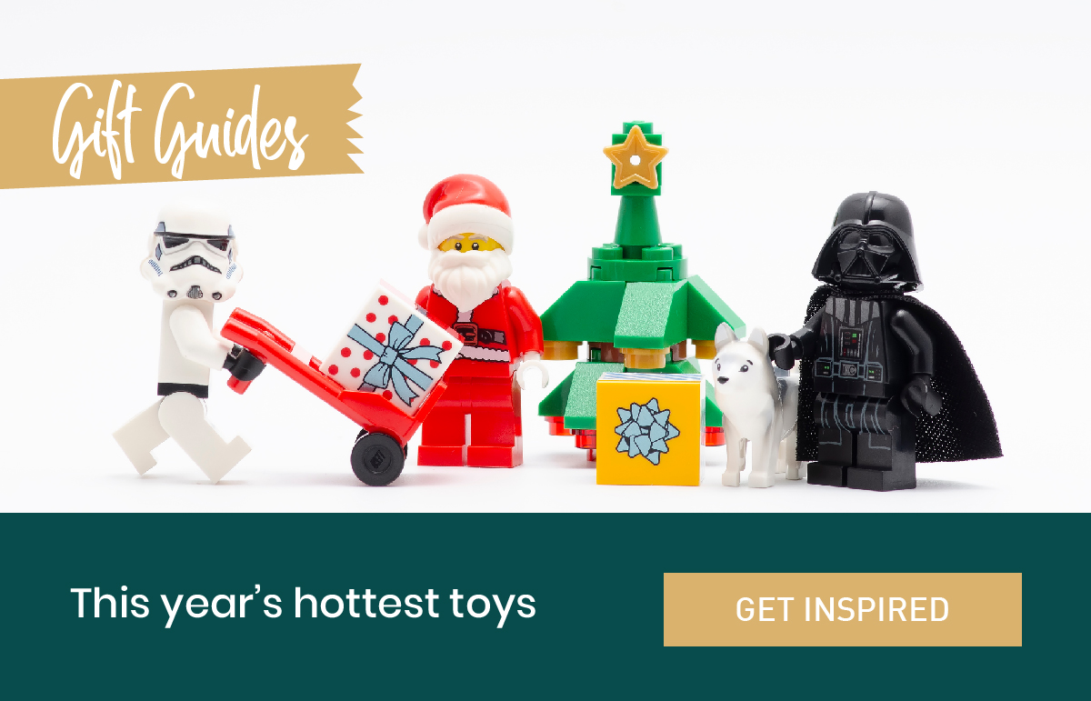 This year's hottest toys