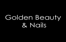 Golden Beauty Nails