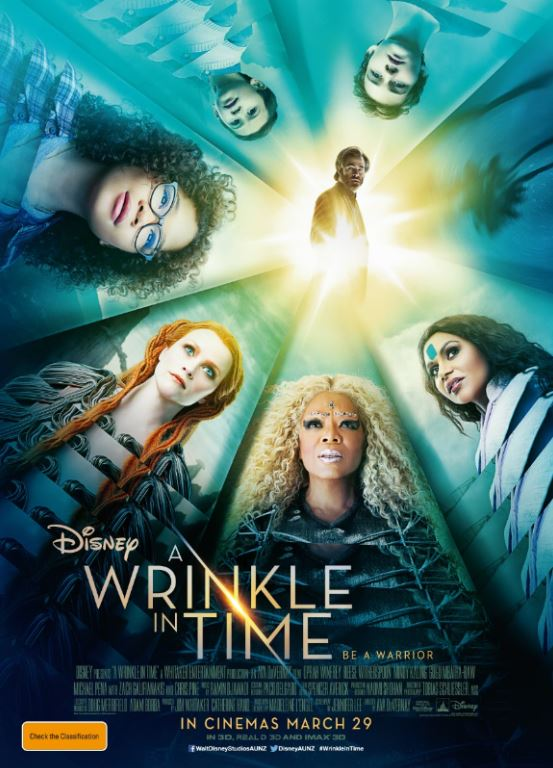 Wrinkle in time movie