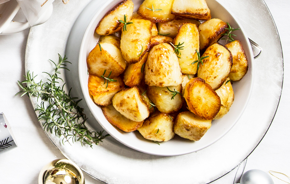 The Perfect Crispy Roast Potatoes