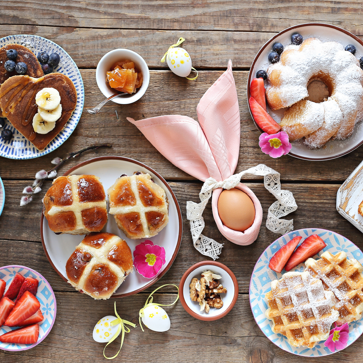 Easter Feasting