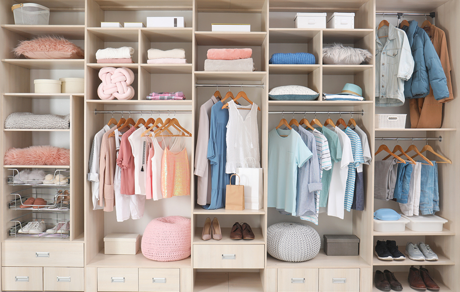 Declutter your home, Marie Kondo style