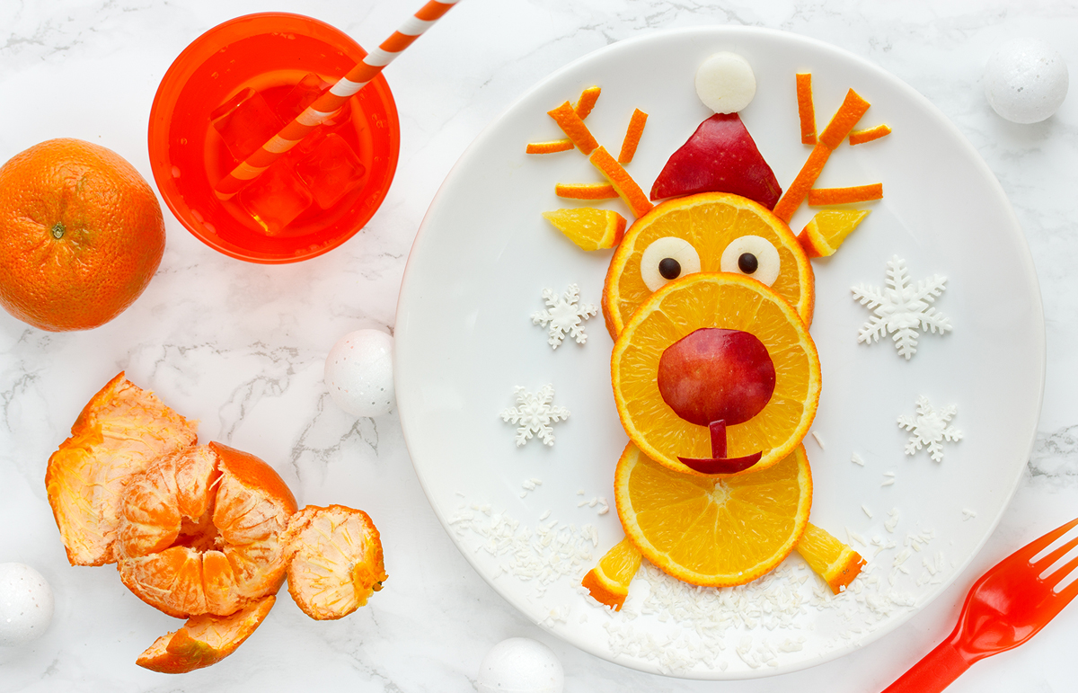 Fun and healthy Christmas food ideas for kids!