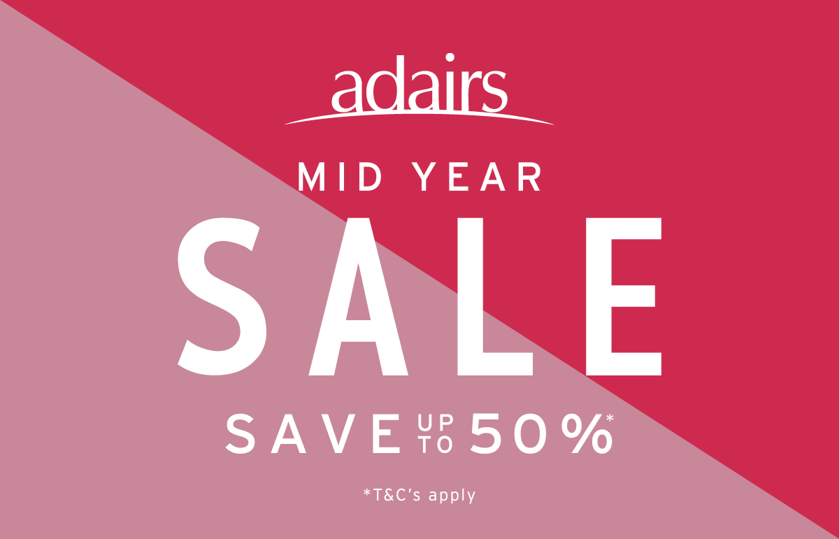 Mid Year Sale Save up to 50%