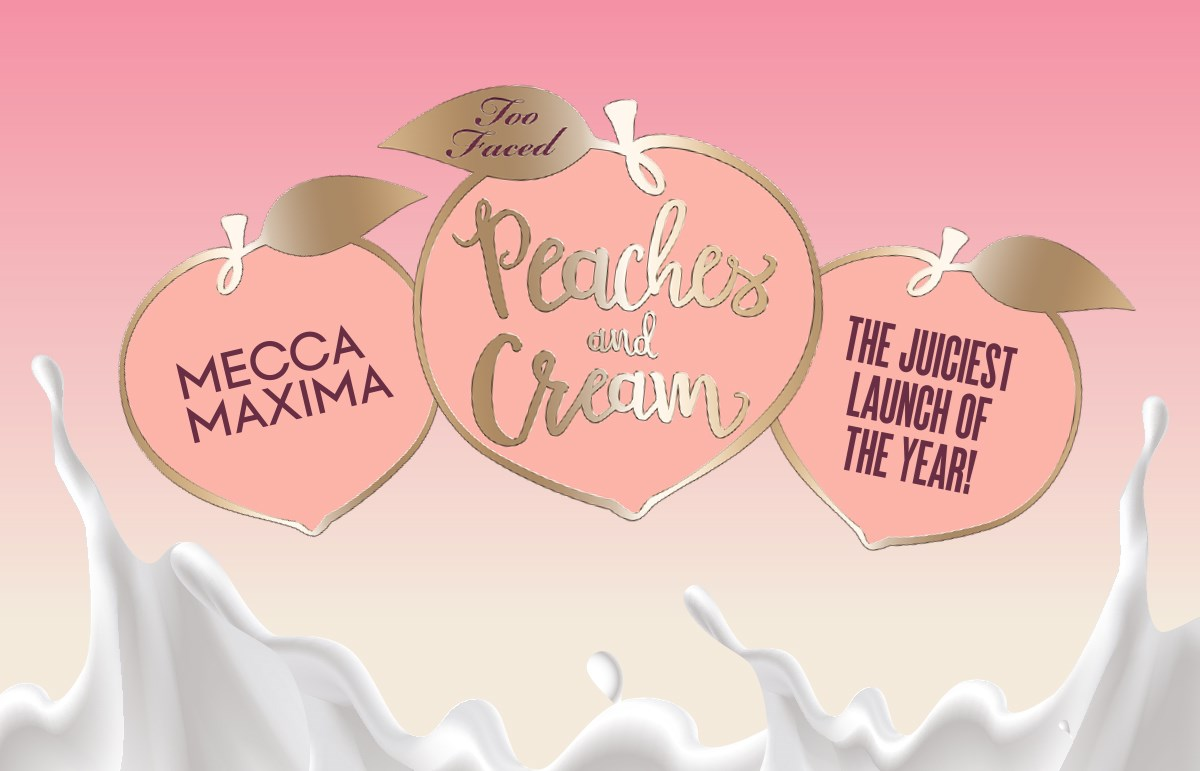 Mecca CSQ Peaches and Cream